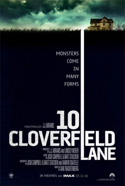 10, Cloverfield Lane, le film de 2016