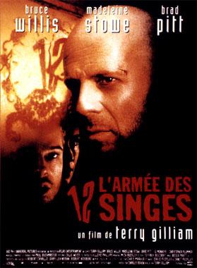 L'Armée des 12 singes, le film de 1995