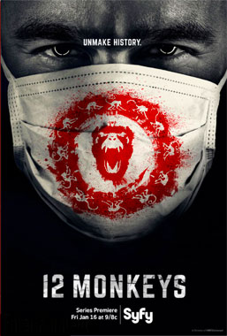 Twelve Monkeys, la série de 2015 sur Syfy