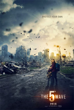 The 5th Wave (La 5ème vague), le film de 2016