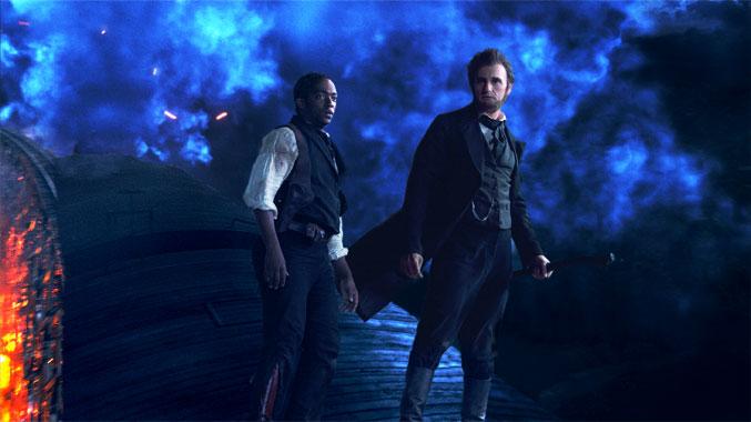Abraham Lincoln chasseur de vampire le film de 2012