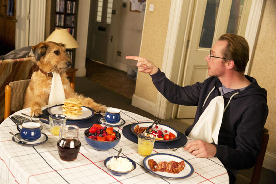 Absolutely Anything, le film de 2015