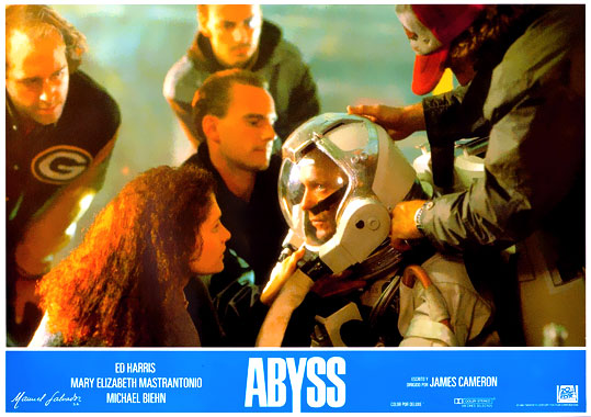 The Abyss, le film de 1989
