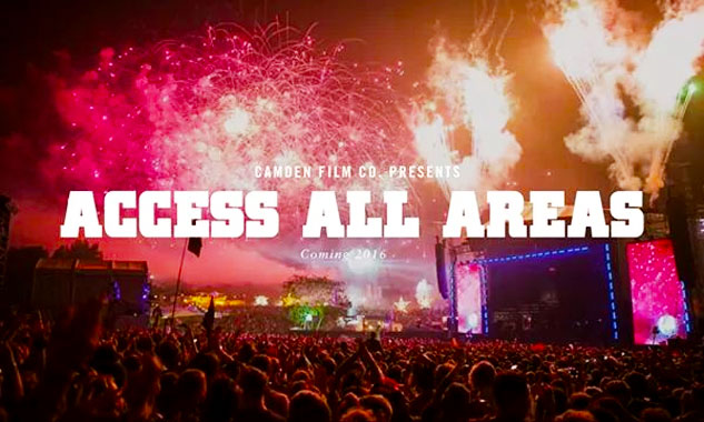 Access All Areas, le film de 2016