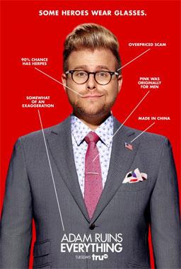 Adam Ruins Everything, la saison 2 de 2016 de la série telévisée de 2015