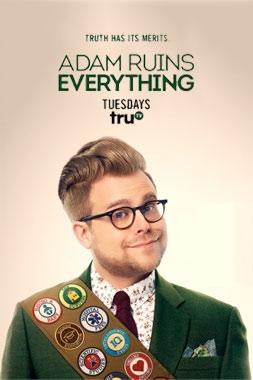 Adam Ruins Everything, la saison 3 de 2017 de la série telévisée de 2015