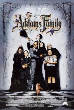 La famille Addams, le film de 1991