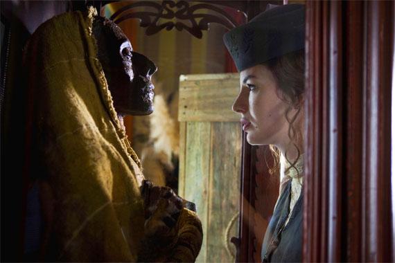 Les aventures extraordinaires d'Adèle Blanc-Sec, le film de 2010