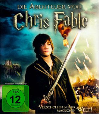 Les aventures de Chris Fable (2010), le blu-ray allemand de 2012