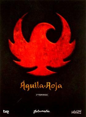 L'Aigle Rouge, la saison 2 de 2010 de la série télévisée de 2009