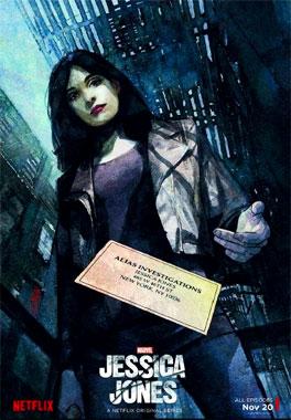 A.K.A Jessica Jones, la série de 2015
