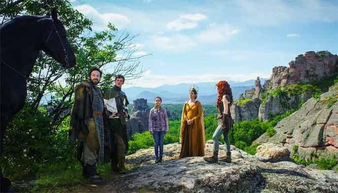 Albion, l'étalon enchanté - le film de 2016