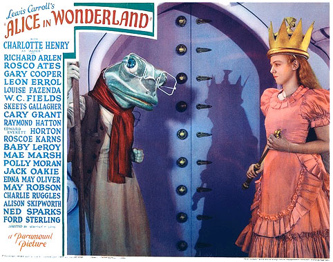 Alice au Pays des Merveilles, le film de 1933