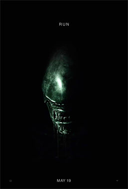 Alien : Covenant, le film de 2017