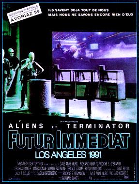 Futur immédiat: Los Angeles 1991, le film de 1988