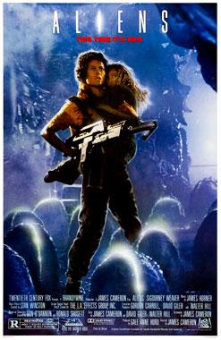 Aliens le retour, le film de 1986