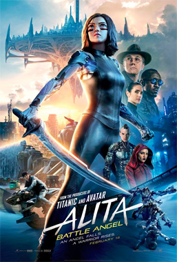 Alita Battle Angel, le film de 2019