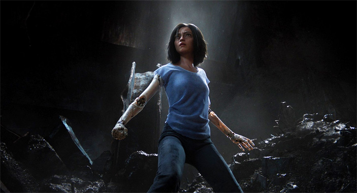 Alita: Battle Angel, le film de 2018