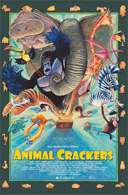 Animal Crackers, le film animé de 2018