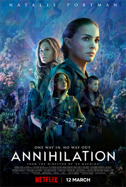 Annihilation, le film de 2018