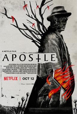 Apostle / Le bon apôtre, le film de 2018