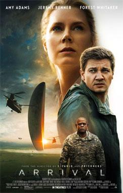 Arrival (Premier contact), le film de 2016