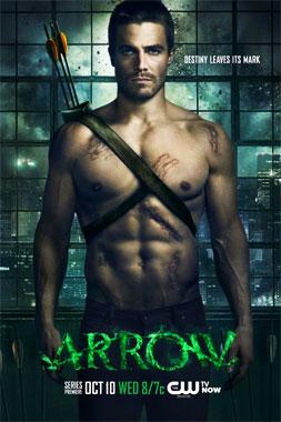 Arrow, la série télévisée de 2012