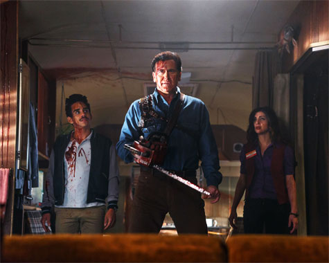 Ash vs The Evil Dead, la série de 2015