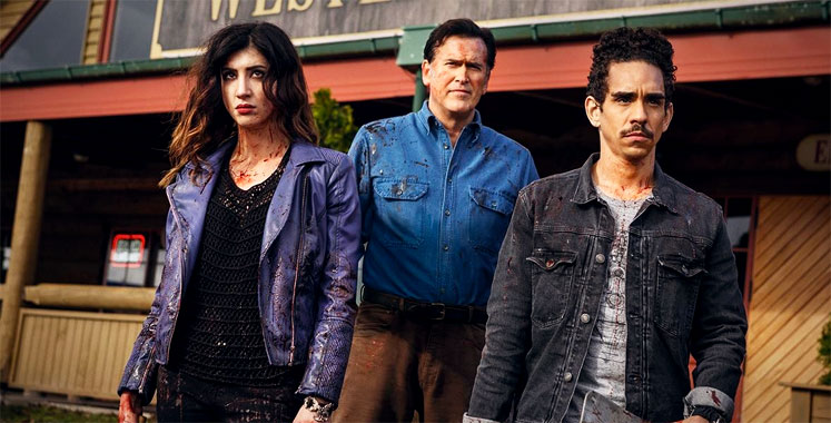Ash Vs. The Evil Dead S01E01: El Jefe (2015)