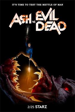 Ash Vs The Evil Dead, la saison 3 de la série télévisée de 2015