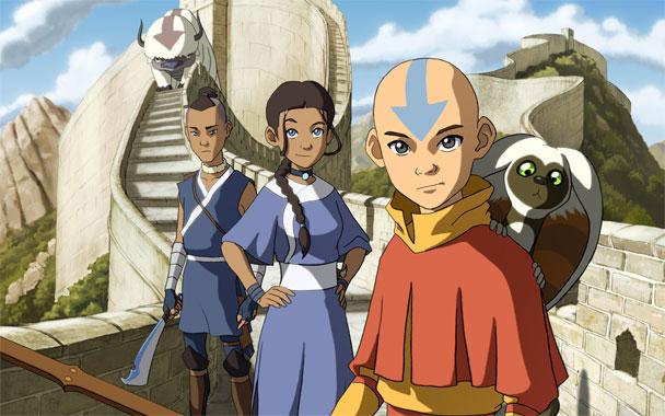 Avatar, le dernier maître de l'air - la série animée de 2005