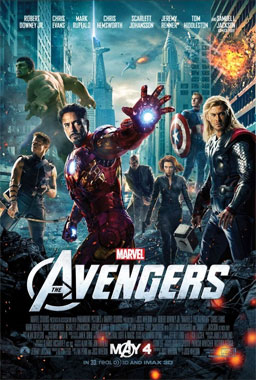 Avengers, le film de 2012 poster