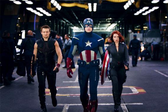 Avengers (2012) photo