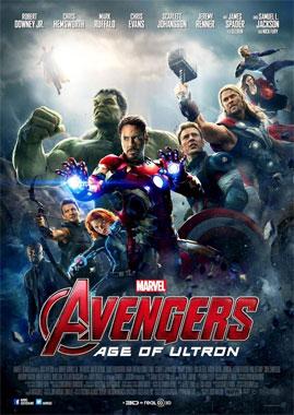 Marvel Avengers: L'ère d'Ultron, le film de 2015