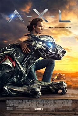 A.X.L, le film de 2018