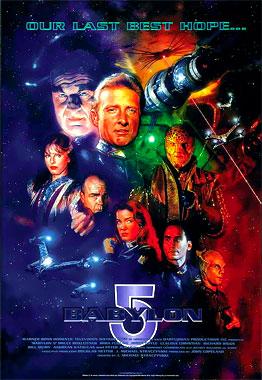 Babylon 5, la série télévisée de 1993