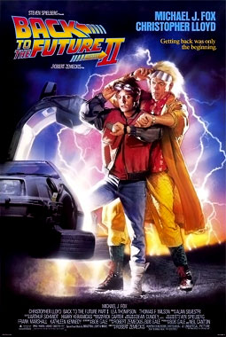 Retour vers le futur: 2ème partie, le film de 1989