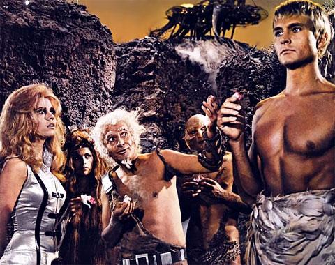 Barbarella, le film de 1968