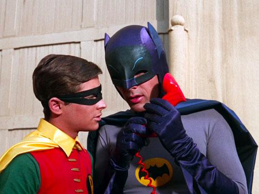 Batman S01E01: Le Prince des énigmes (1966)