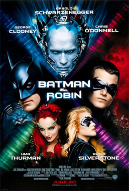 Batman & Robin, le film de 1997