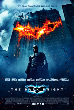 The Dark Knight: le Chevalier Noir, le film de 2008
