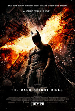 The Dark Knight Rises, le film de 2012