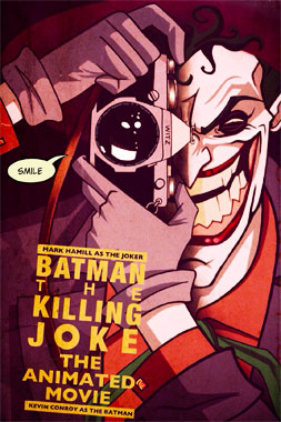 Batman: The Killing Joke, le film animé de 2016