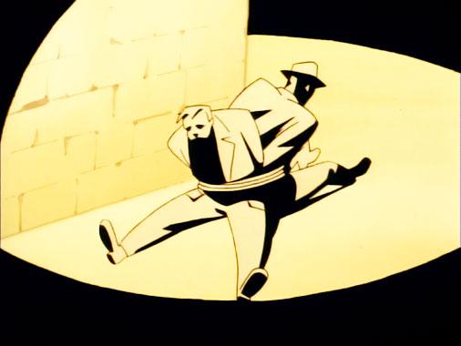 Batman Animated, la série animée de 1992