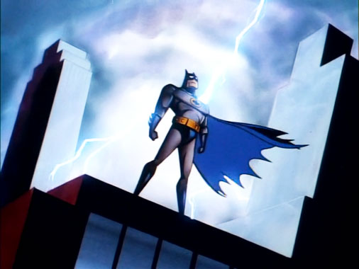 Batman Animated, la série animée de 1992