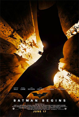 Batman Begins, le film de 2005