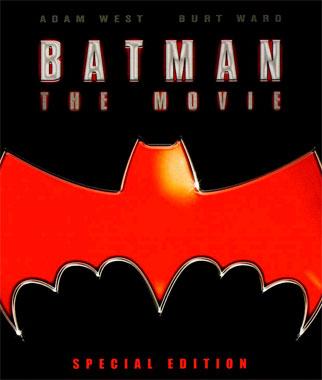 Batman, le blu-ray américain de 2008 du film de 1966