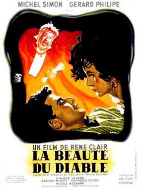 La beauté du Diable, le film de 1950