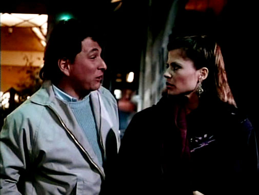 La Belle et la Bête S01E01: Il était une fois... (1987)