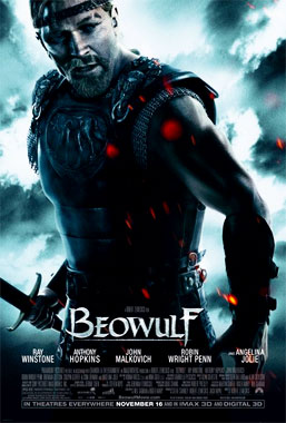 La légende de Beowulf, le film animé de 2007